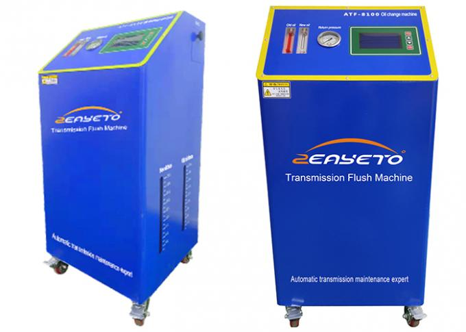 Synthetic Auto Trans Flush Machine / Gasoline Vehicles Atf Changer Machine