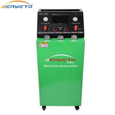 China Green Catalytic Converter Cleaning Machine Engine Intake Carbon Cleaning factory