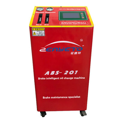 China Pressure Brake Flush Machine / 30kg 150W Vacuum Brake Flush Equipment factory