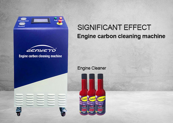 Oxyhydrogen Carbon Cleaning Machine 0.7 L/h Water consumption Environment Friendly
