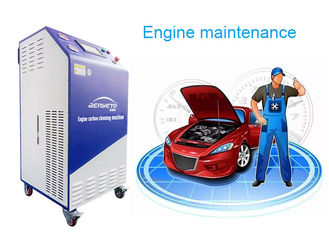 China High Efficiency Automotive Carbon Cleaner With Browns Gas 0.7L/H Water Consumption factory