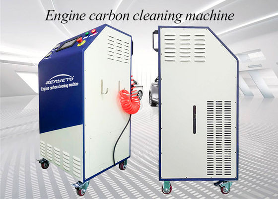 China Diesel Automotive Carbon Cleaner / Engine Decarbonizing Machine Chemical factory