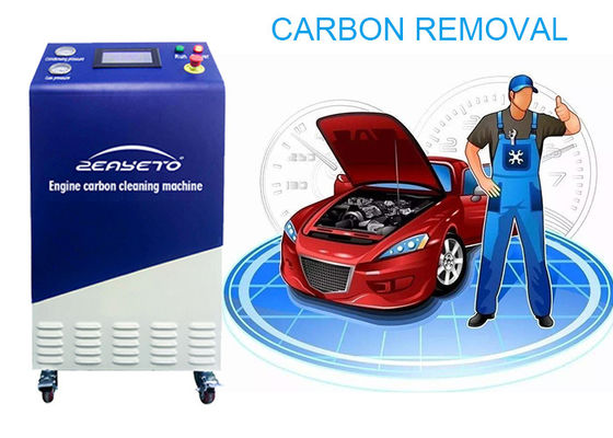 China Single Phase Automotive Carbon Cleaner Remove Carbon Deposits In Engine factory