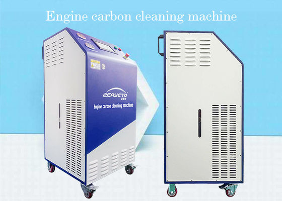 China HHO Generator Hydrogen Cleaning Machine Engine Decarbonizing Treatment factory
