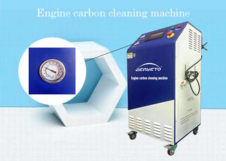 China HHO Carbon Cleaning Machine Petrol Diesel Engines Carbon Build Up Removal factory