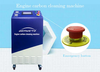 Engine Hydrogen Carbon Cleaning Machine / Hho Carbon Cleaner Carbon Build Up Removal