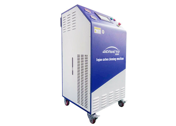 4.5 KW Generator Carbon Cleaning Equipment Petrol Engine Decarbonizing supplier