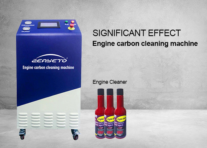 Oxyhydrogen Carbon Cleaning Machine 0.7 L/h Water consumption Environment Friendly supplier