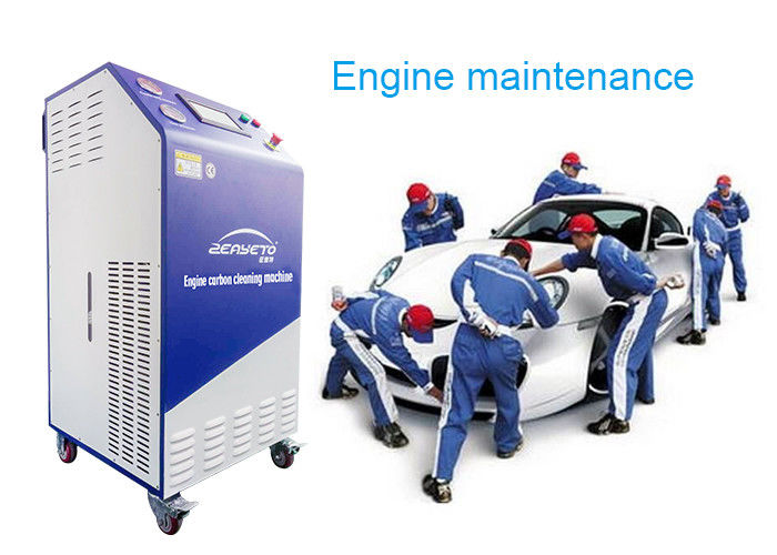 Hydrogen Engine Cleaning Machine Aluminium Alloy Material 0.02 Bar Working supplier