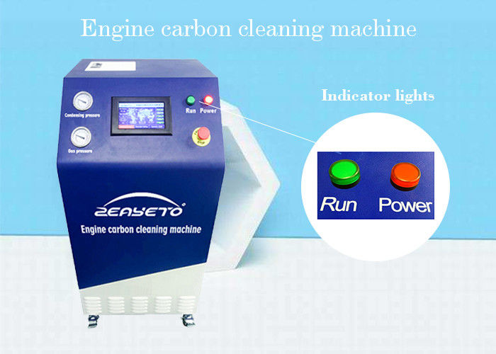 Car Hydrogen Carbon Cleaning Machine Decarbonising Diesel Engine Solutions supplier