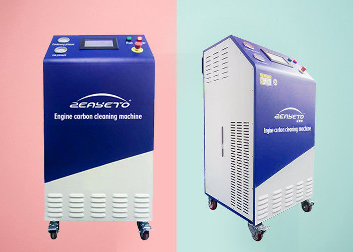 Oxyhydrogen Car Carbon Cleaning Machine HHO Gas For Exhaust Gas Emission supplier