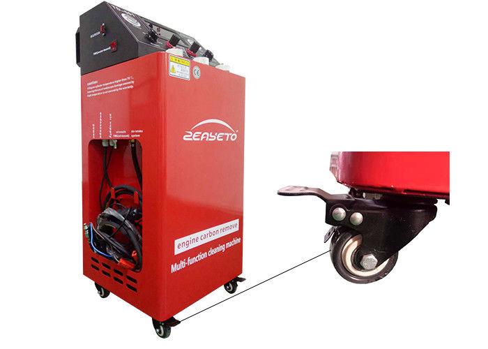 Decarbonization Catalytic Converter Cleaning Machine Remove Carbon Deposits In Engine supplier